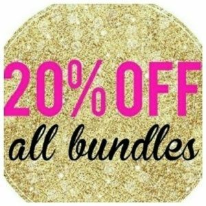 20% off already low prices!